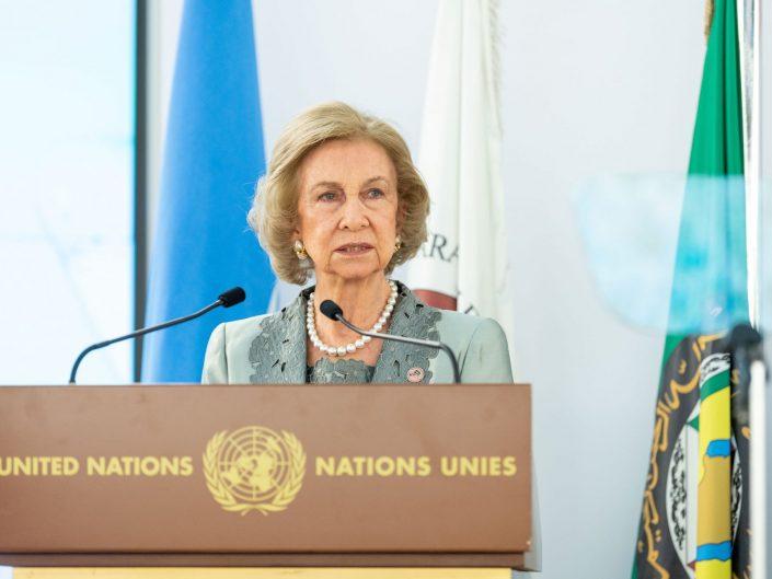 Reine Sofia ONU Geneve