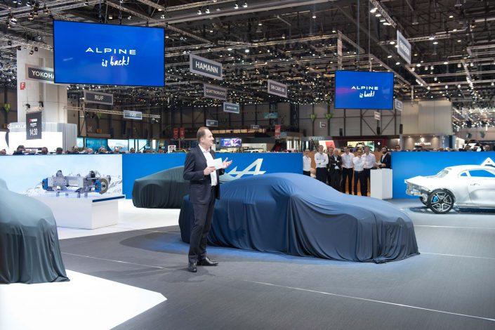 Salon de l'automobile - Geneve - 2017