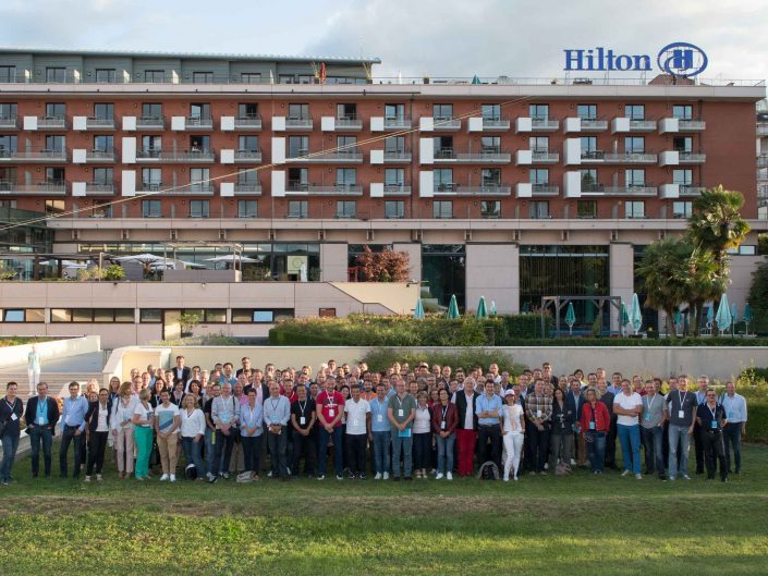 Photo de groupe Hilton Evian