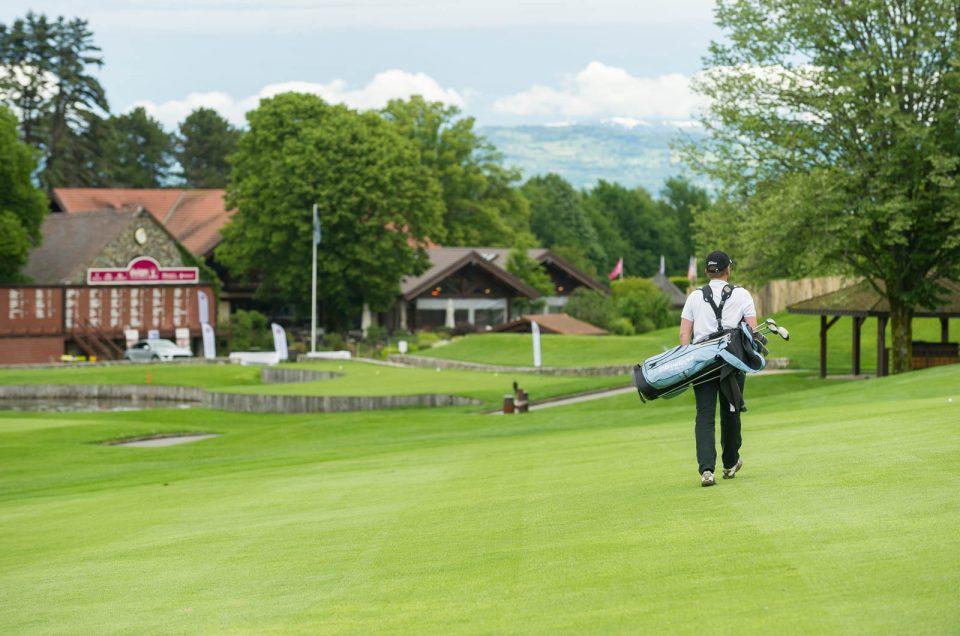 Tournoi Pro-Am Golf d'Evian