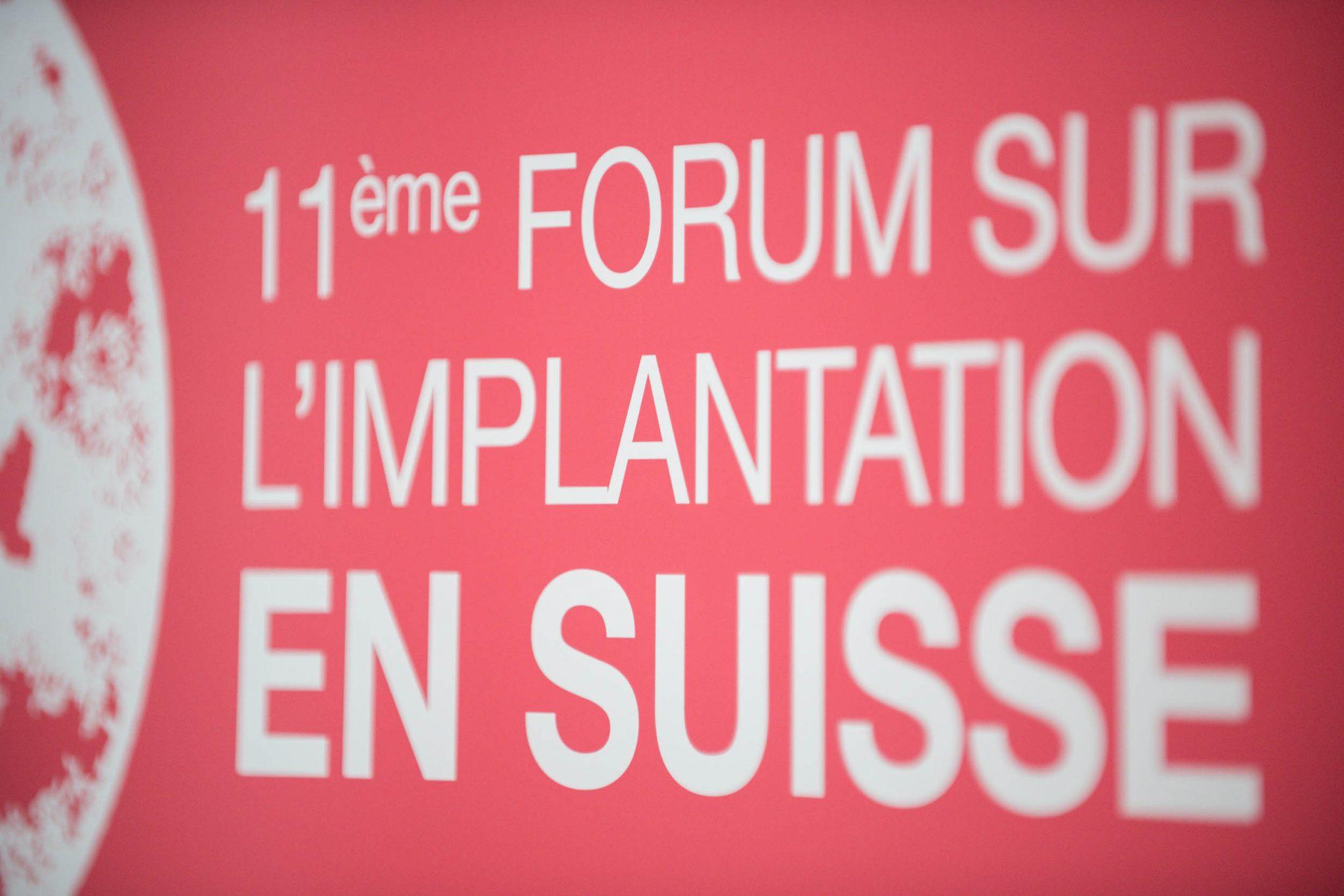 11me forum sur limplantation en suisse intervention de romain duriez directeur de la chambre de commerce