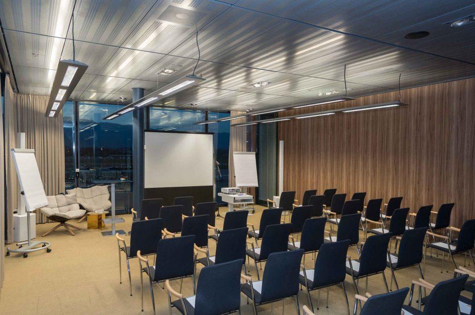 Conférence Le Chef Aéroport Genève