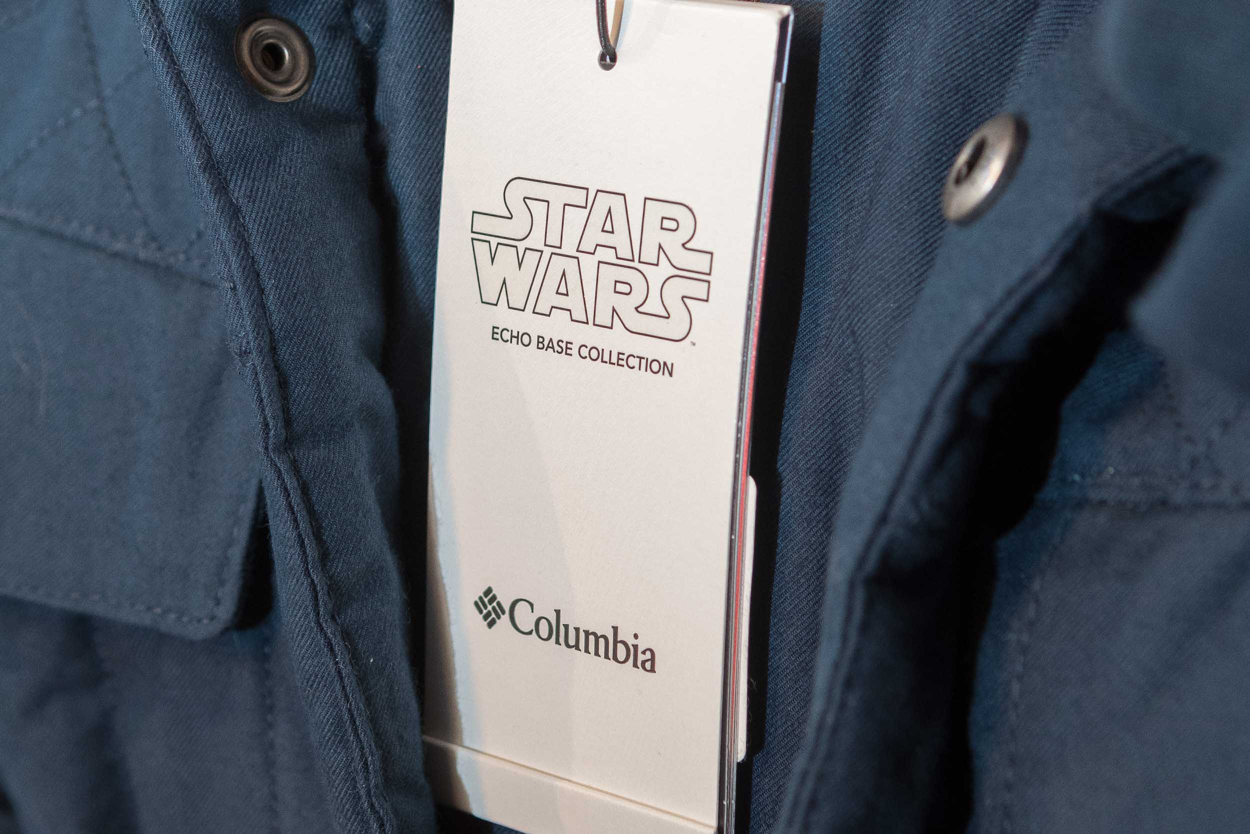 Columbia Annecy StarWars