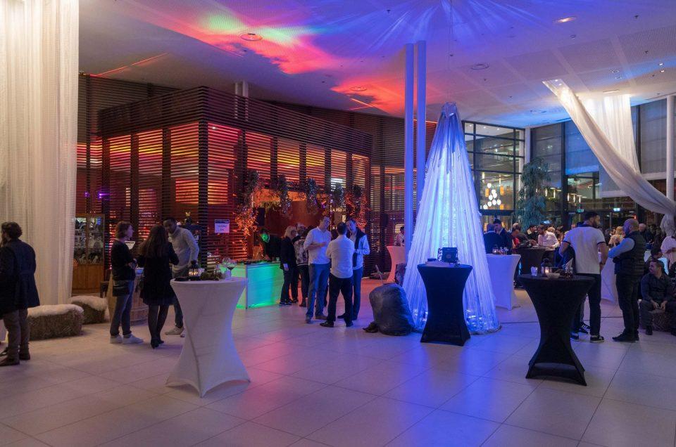 Soirée de fin d'année au Hilton Evian