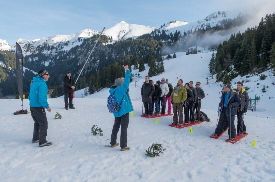 Incentive & Team Building à 15mn d'Evian les Bains