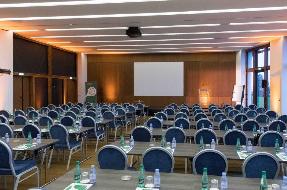 Convention à Evian