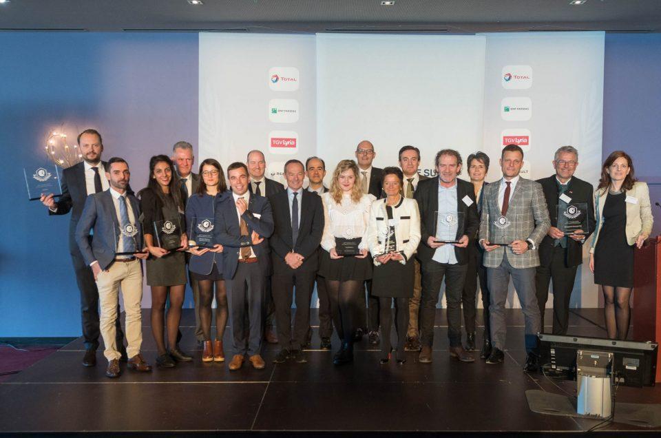 Trophées CCIFS du Commerce France Suisse à Montreux
