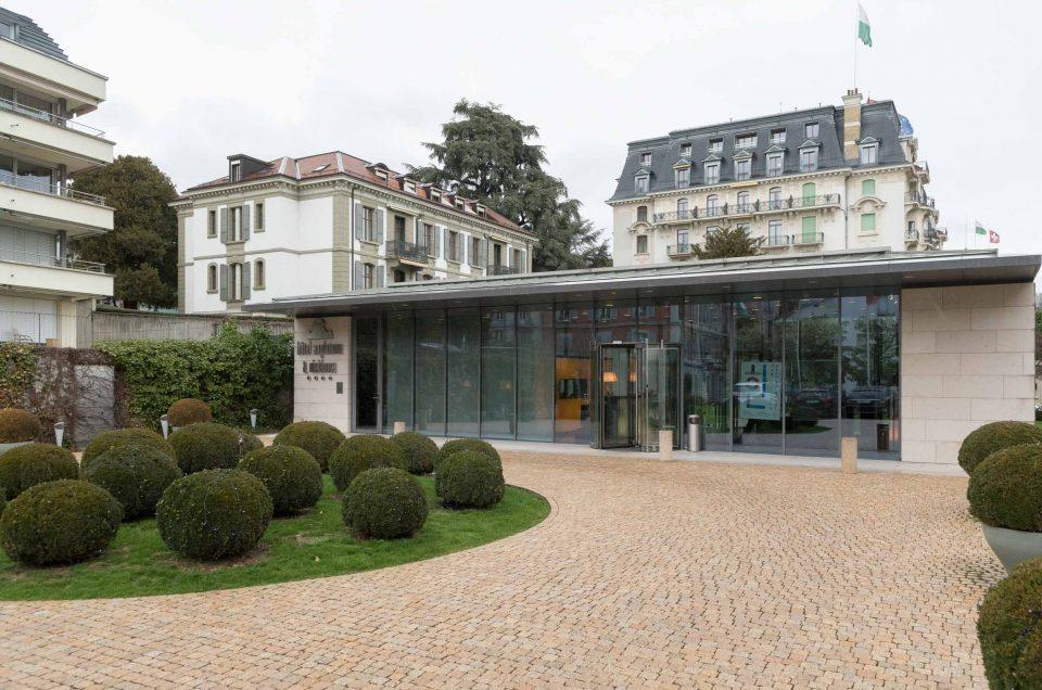 Reportage photo à Lausanne