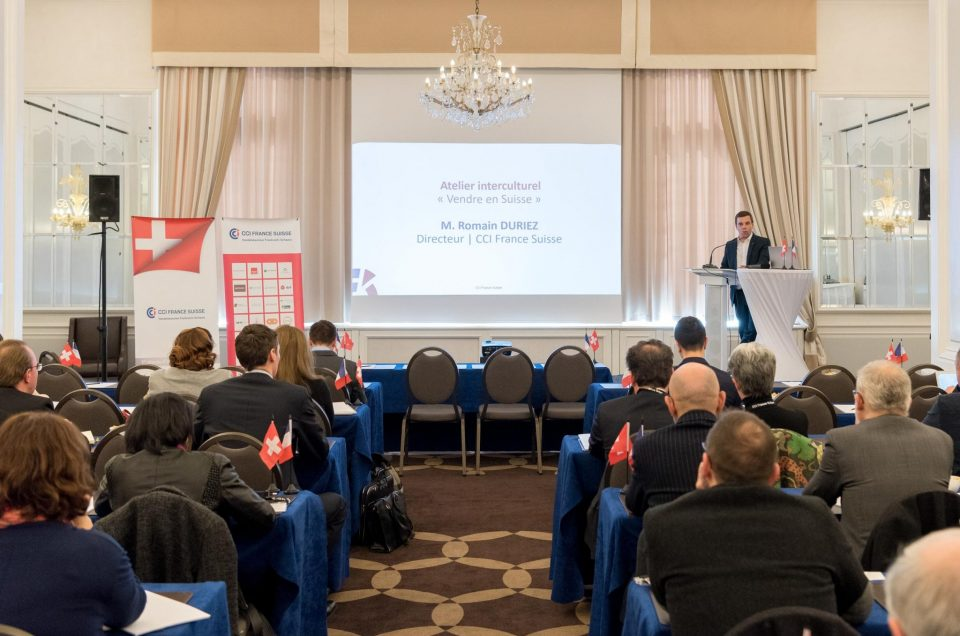 Rencontres Business à Lausanne