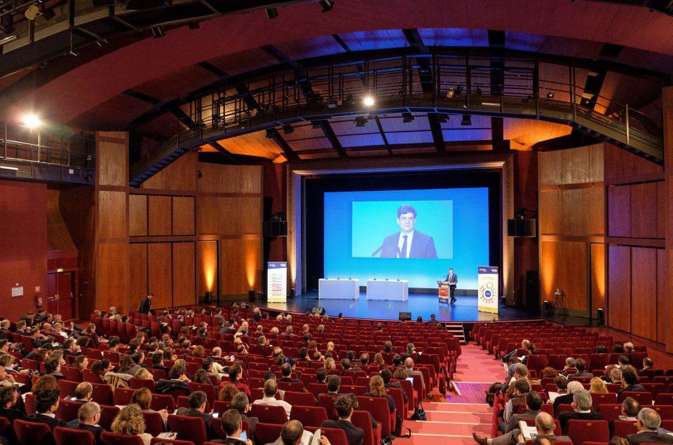 Convention au Palais des Congrès d'Issy les Moulineaux