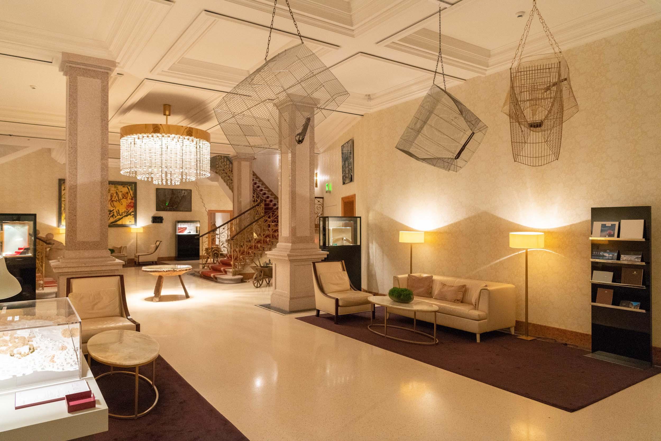 Grand Dodler Hôtel à Zurich