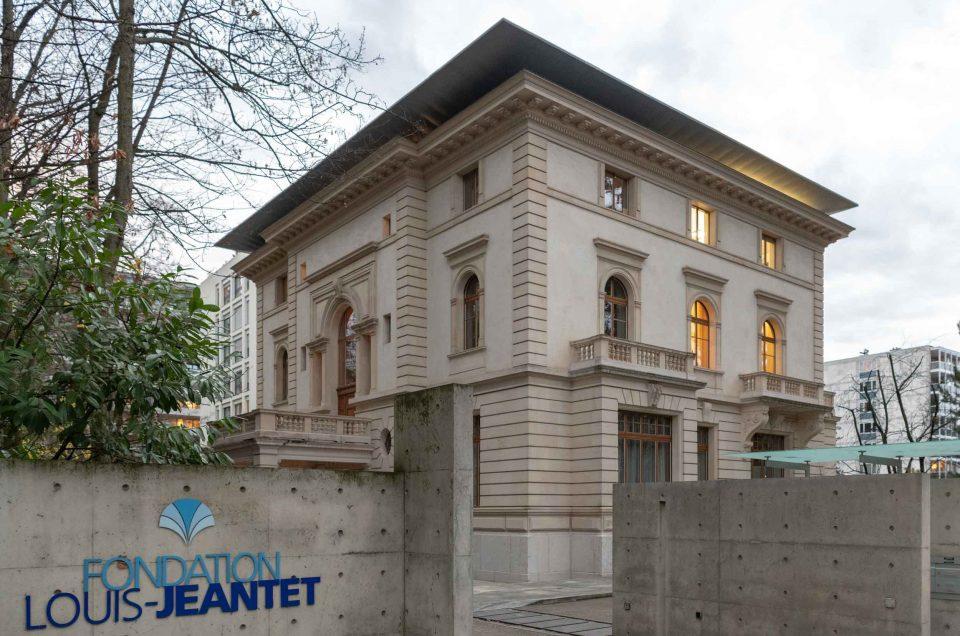 Fondation Louis-Jeantet Genève
