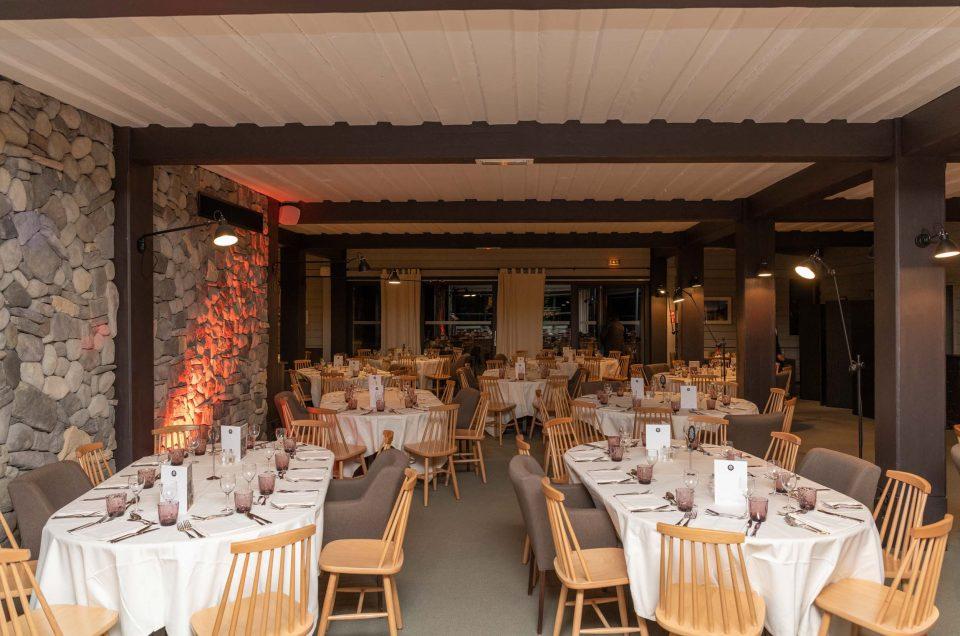 Evian – Diner au Chalet du Golf