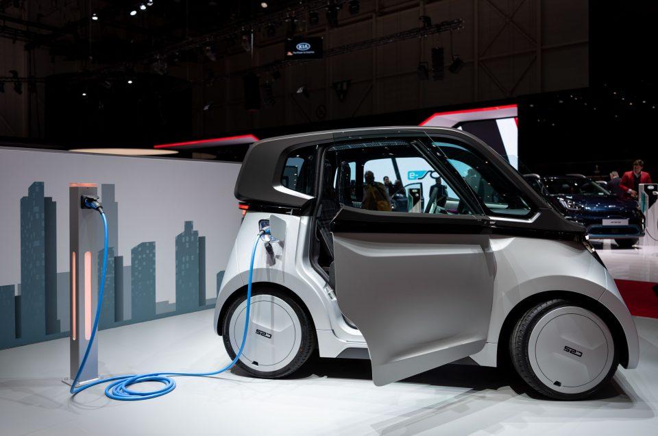 Salon de l'auto Genève – Share To Drive