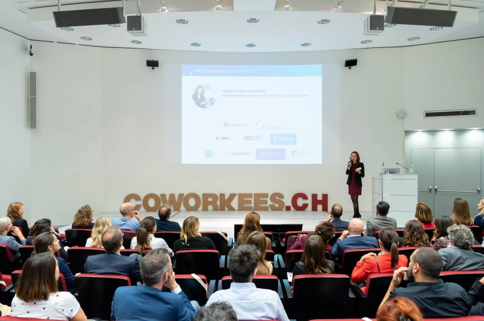 Inauguration Coworkees Suisse