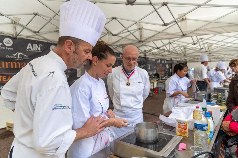 Festival GourmanDiv avec des Chefs étoilés