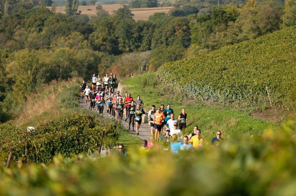 Run Evasion Rhône
