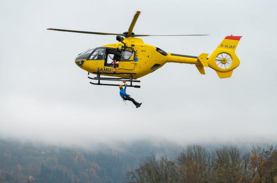 40 ans Groupe SAF Hélicoptères