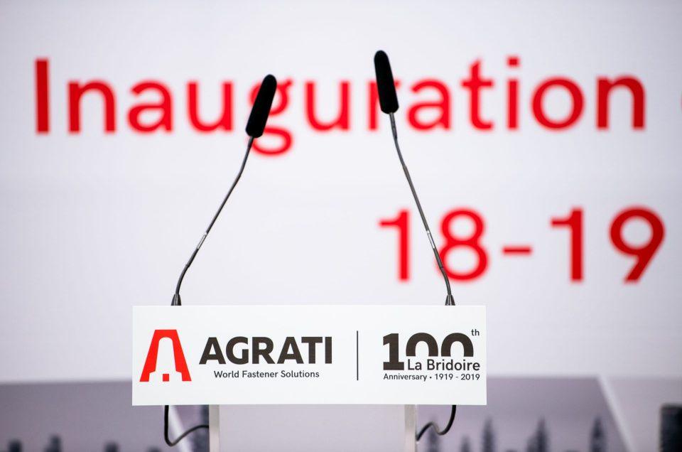 100 Ans Usine Agrati