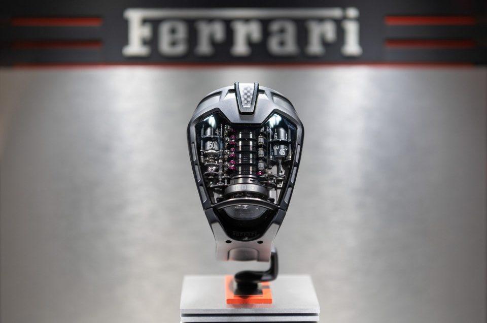 15 ans Ferrari Genève