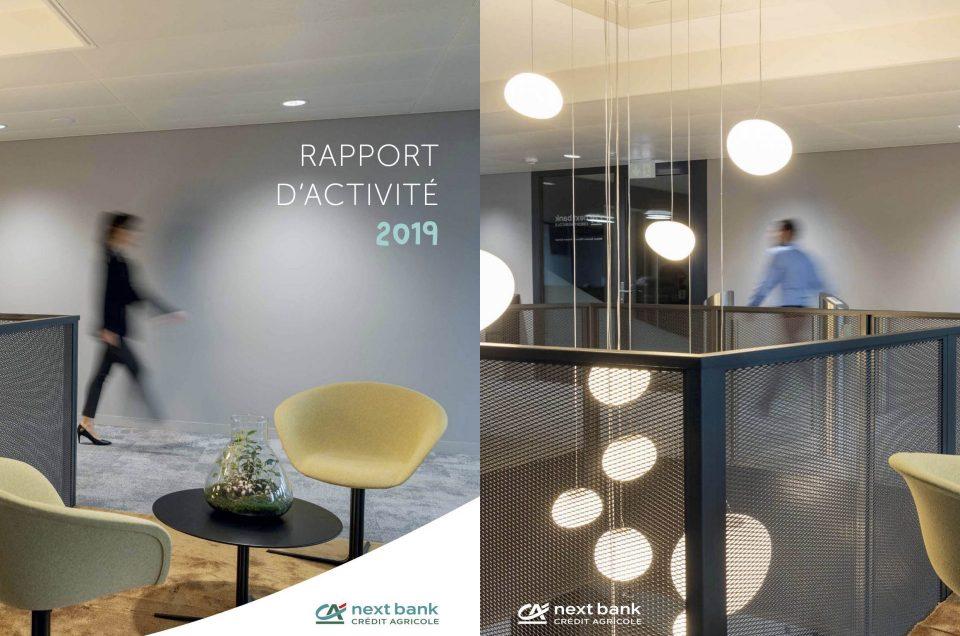 Illustration Rapport Annuel Banque Genève