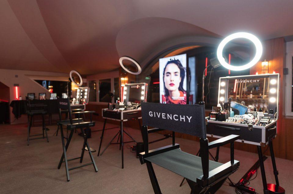 Soirée Givenchy Lucerne