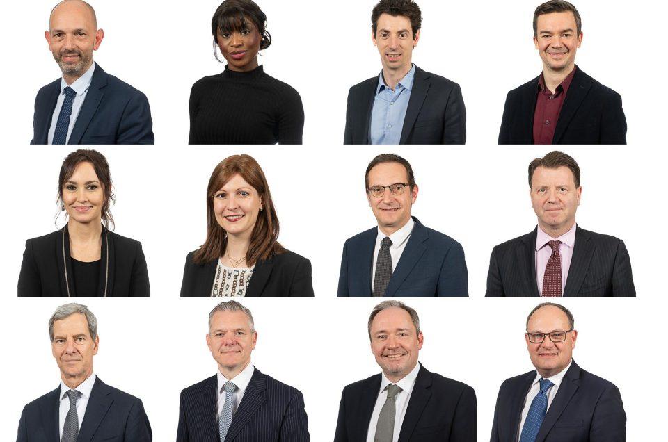 Portraits CA Next Bank à Genève