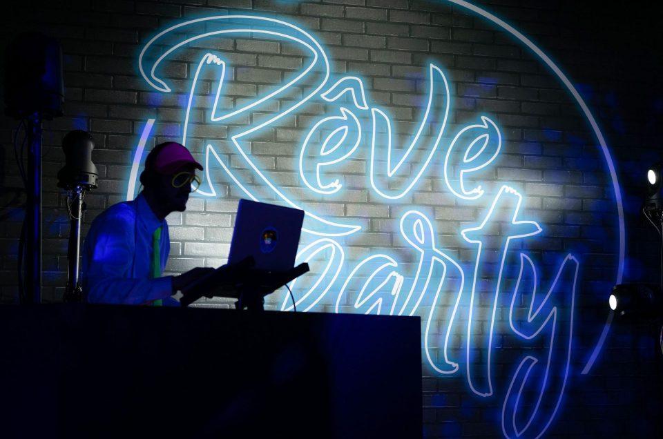 Rêve Party au Casino d'Evian